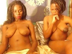 2 bit titted ebony girls sitting