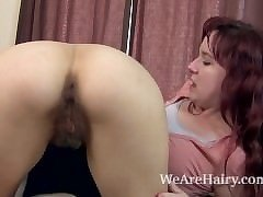 Annabelle Lee and Valentine share toys and fun today