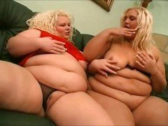 2 Hot Chubby BBW GF's love sucking pussy nectar and tits-1