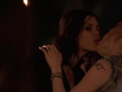 Katherine Moennig and Aynsley Amy - The L Word
