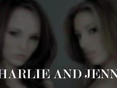 Charlie Laine and Jenna Haze