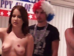 Horniest 4th of July celebration party ever